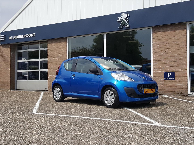 Peugeot 107 1.0 68pk 3d access pack accent airco bluetooth trekhaak