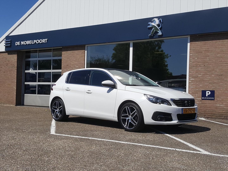 Peugeot 308 Allure 1.2 pt-130pk automaat eat6 18inch, climate&parkhulp v+a