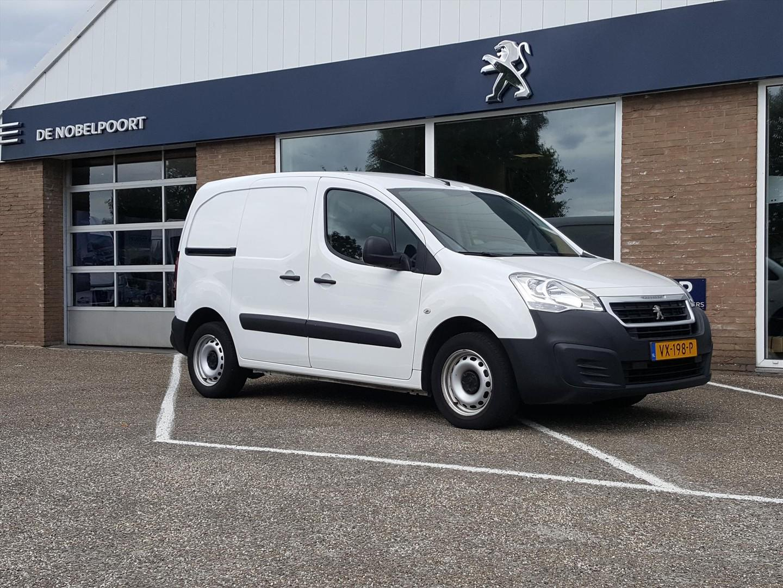 Peugeot Partner 1.6 hdi 55kw 75pk airco elektr ramen zijschuifdeur