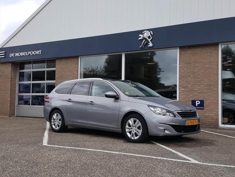 Peugeot 308 1.6 bluehdi 120pk bl-executive navi bt pano-dak climate control