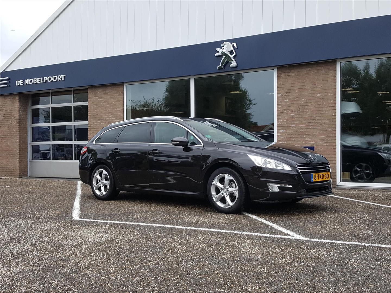 Peugeot 508 1.6 e-hdi 112pk blue lease executive navi climate pano trekhaak