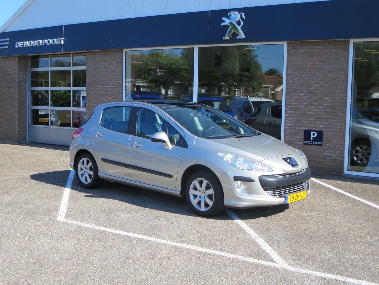 Peugeot 308 1.6vti 5-drs pano-dak cr.&cl.control trekhaak lm-velgen