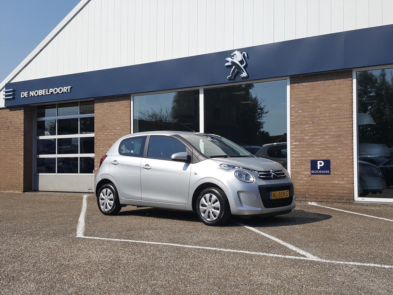 Citroën C1 1.0 e-vti 68pk 5-drs select airco bluetooth led weinig km's