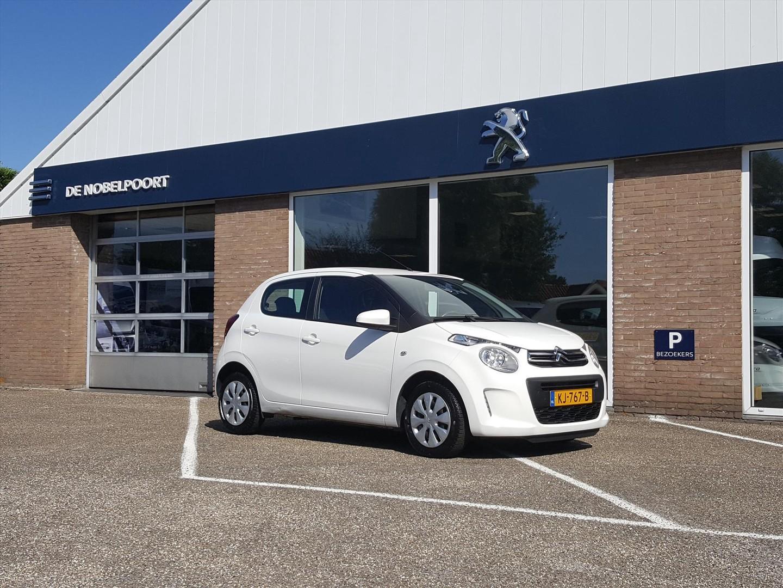 Citroën C1 Selection 1.0 e-vti-68pk 5d airco radio/bluetooth usb-aansluiting