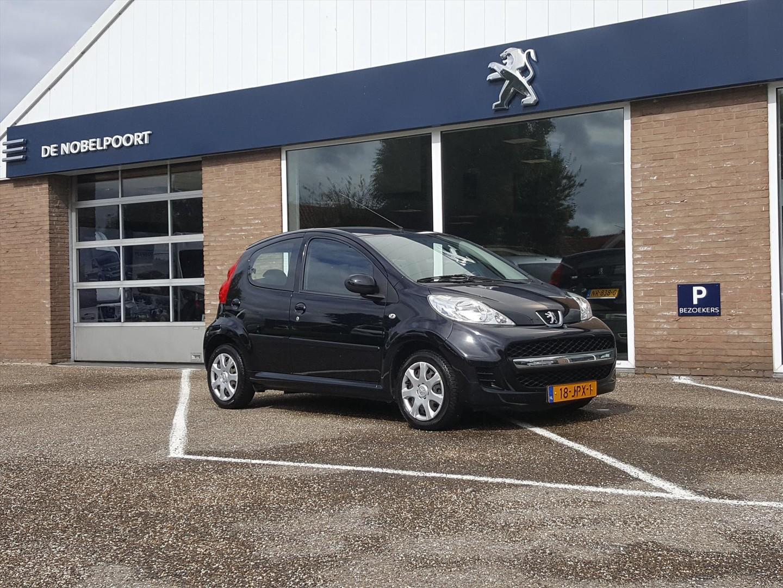 Peugeot 107 Sublime 1.0i-12v 5drs airco radio/cd