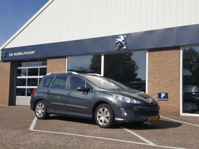 Peugeot 308 1.6 thp 16v 150 5-drs xt cruise&climate control panodak trekhaak