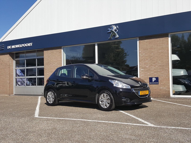 Peugeot 208 1.2 vti 82pk active 5d airco, touchscreen, cruise en bluetooth