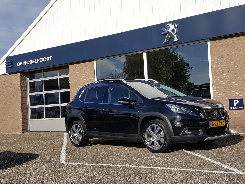 Peugeot 2008 Allure 1.2pt-110pk automaat eat6 cruise&climate control camera bt nav viaapplecarplay
