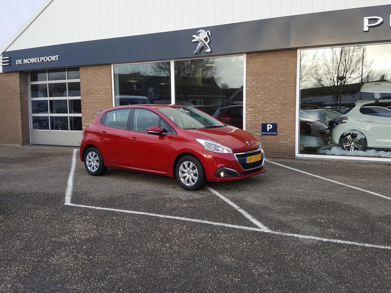 Peugeot 208 Blue lion 1.2pt 82pk 5d navi parkeersensoren bt airco cruise control usb