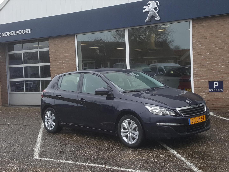 Peugeot 308 1.2 puretech 130pk s&s active climate & cruise control trekhaak parkeersensoren bluetooth
