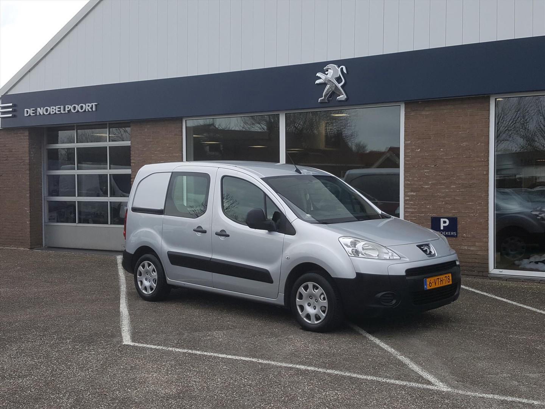 Peugeot Partner Gb 120 l1 xt profit+ 1.6 e-hdi-90pk 3-zits navigatie&bluetooth, airco, trekhaak cruise control
