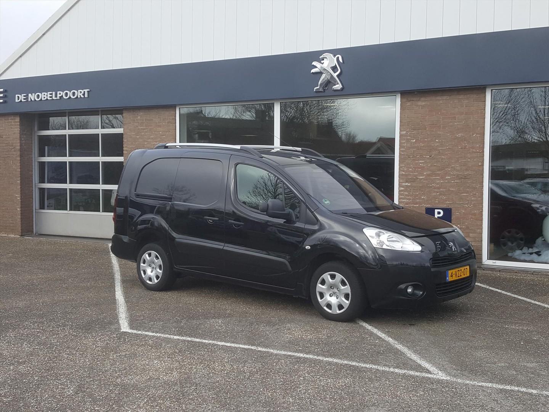 Peugeot Partner Gb 122 l2 1.6 e-hdi 16v 90pk 2-zits xt automaat cruise control parkeerhulp airco bluetooth
