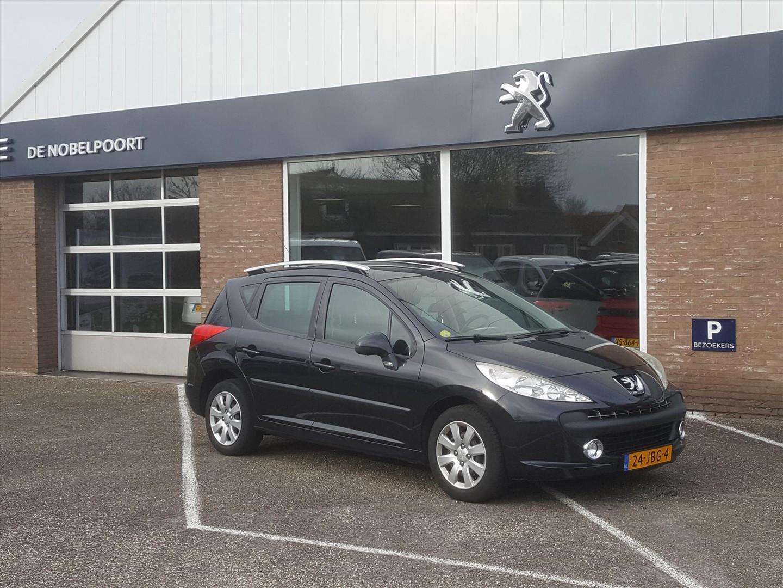 Peugeot 207 1.4 vti 16v sw bluetooth airco parkeersensoren cruise control panoramadak
