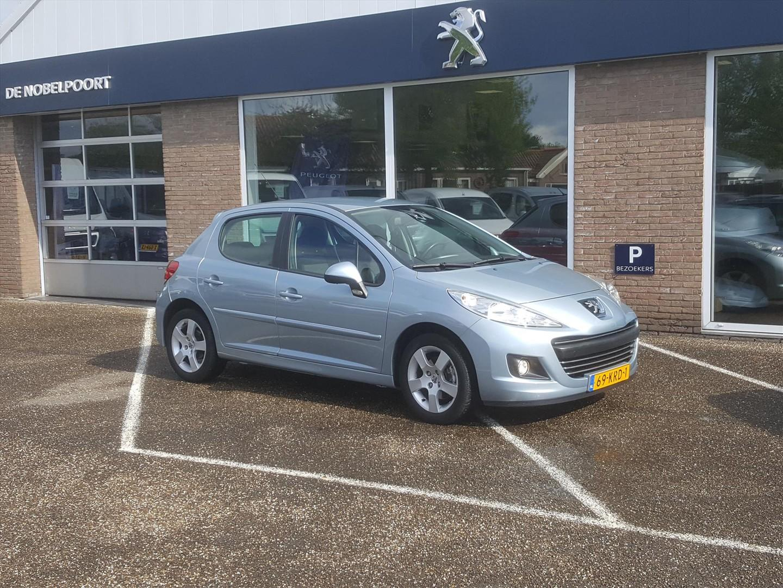 Peugeot 207 Première 1.6vti-120pk navigatie&bluetooth, lmvelgen16inch, airco