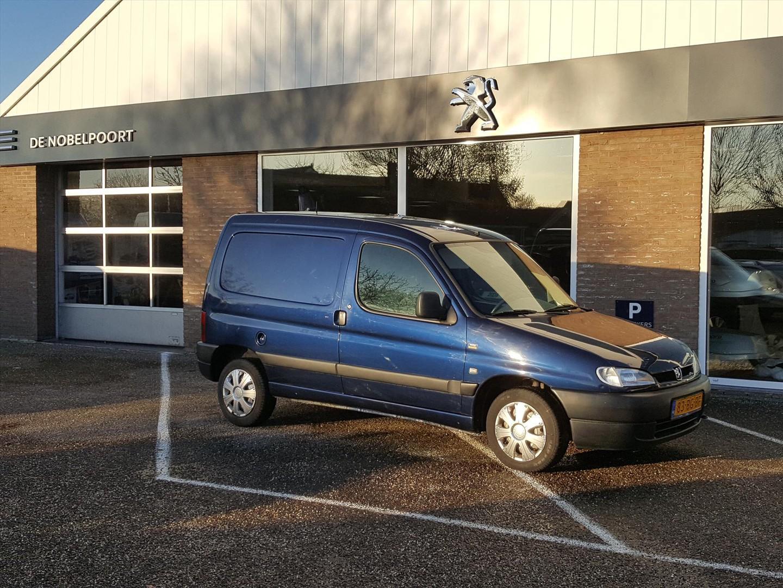 Peugeot Partner 1.9 170c avantage nieuwe distributie + apk! achterklep radio elektrische ramen