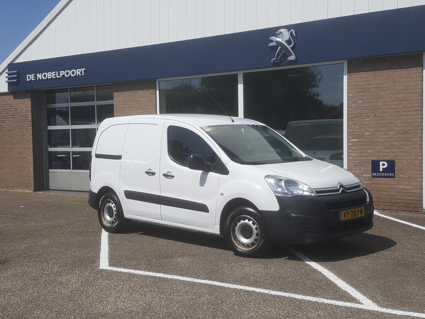 Citroën Berlingo Gb club business 1.6 bluehdi 100pk 2pers bluetooth cruise control airco trekhaak radio&cd