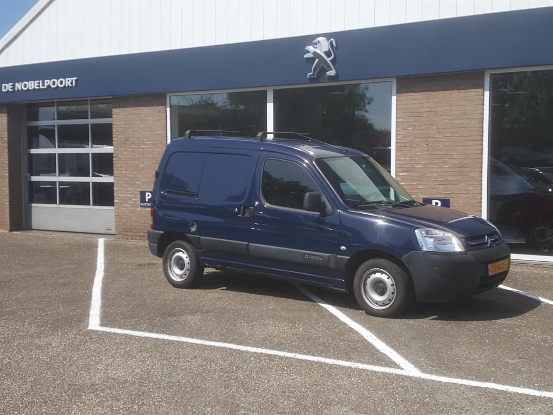 Citroën Berlingo 1.6 hdi 800 trekhaak zijschuifdeur radio & cd elektrische ramen airbag dakdragers