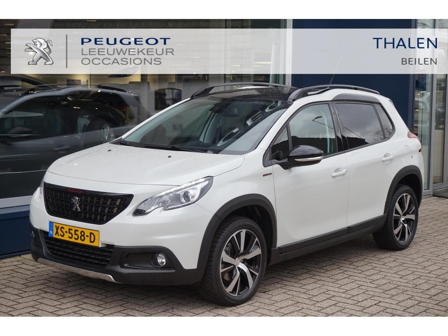 Peugeot 2008 Gt line turbo pano/navi/17inch all weather
