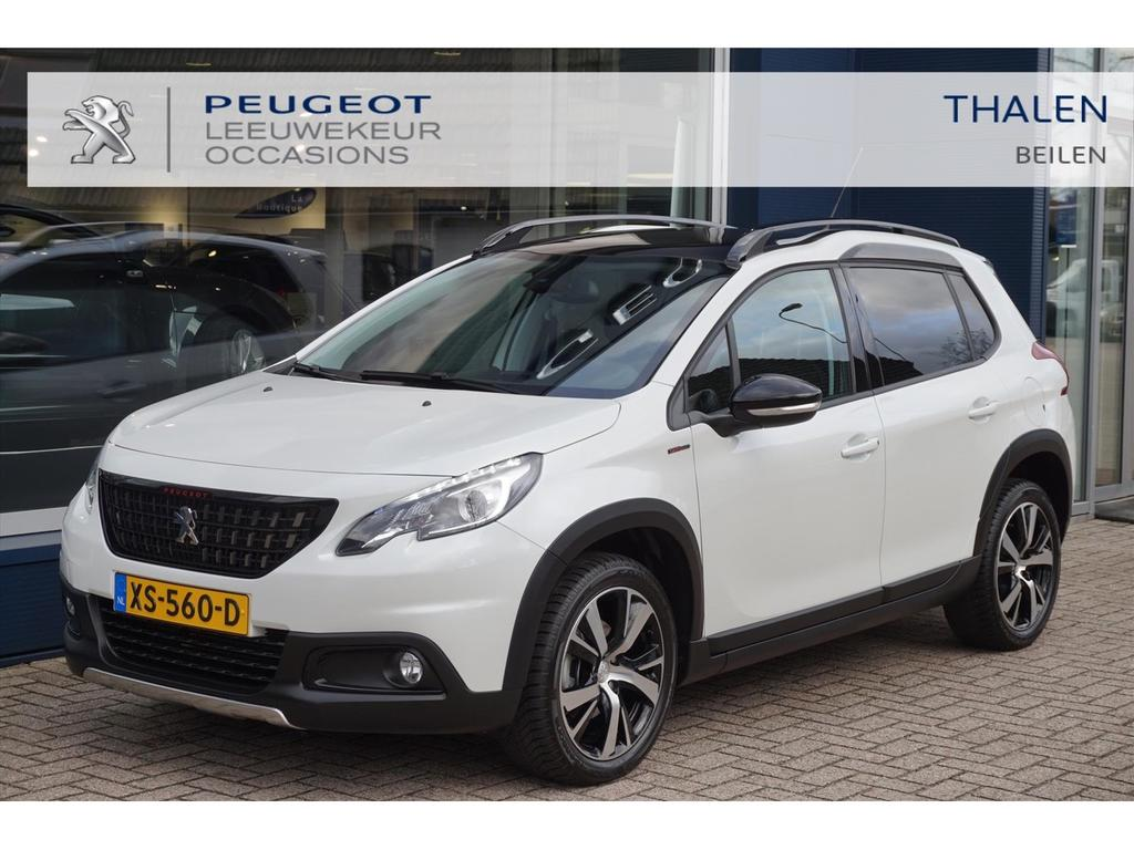 Peugeot 2008 Gt line automaat 110 pk demo nw. € 34.500!!