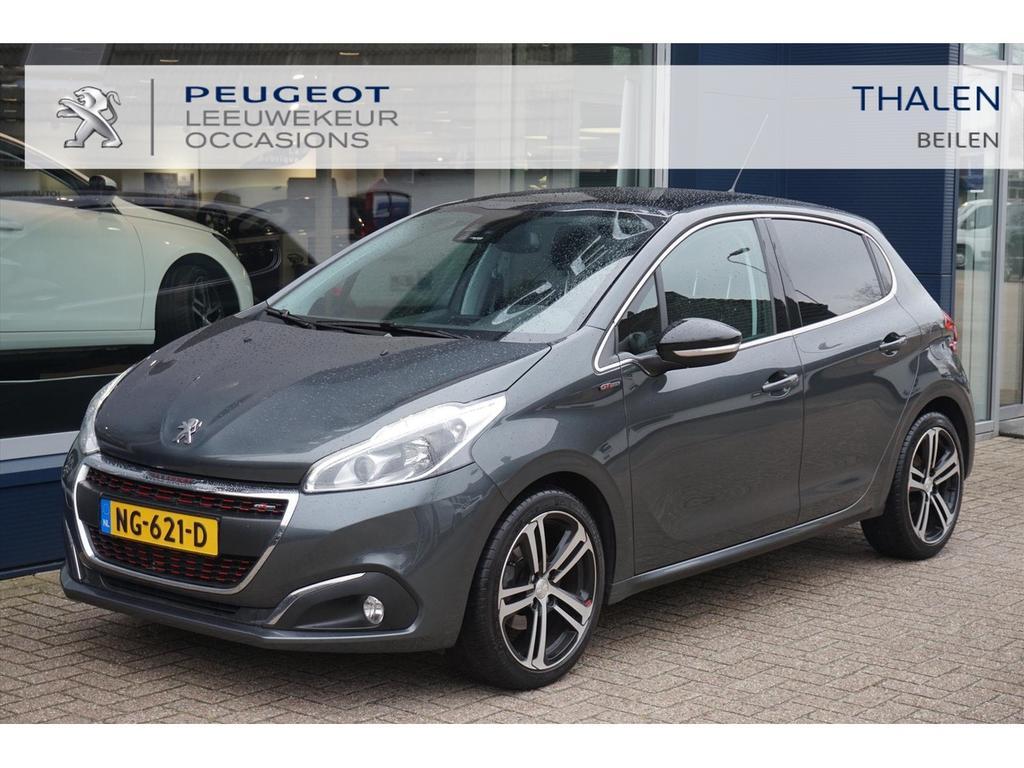 Peugeot 208 Gt line 110 pk panorama dak/navigatie