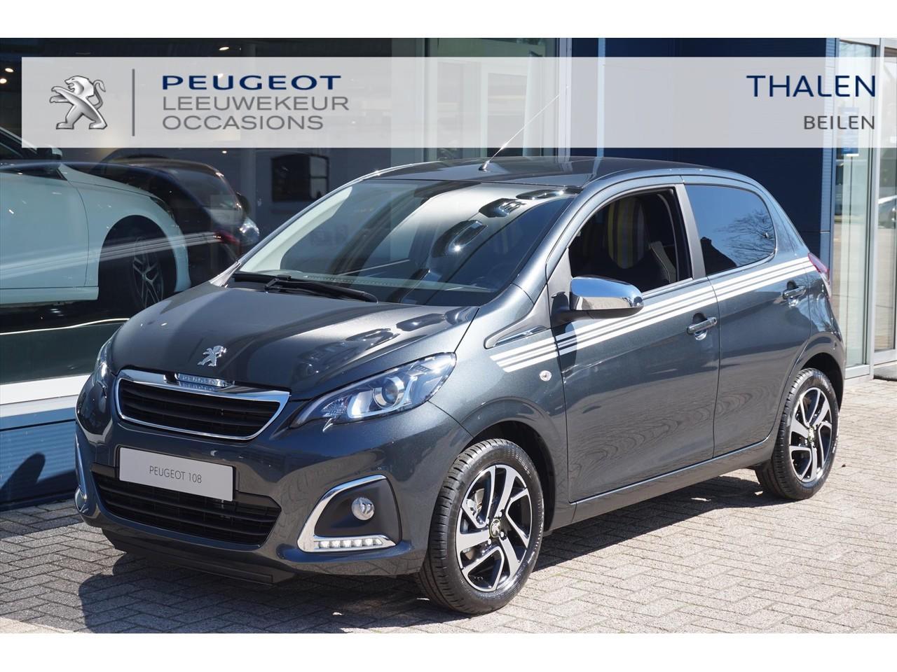 Peugeot 108 72pk 5d collection nieuwe auto