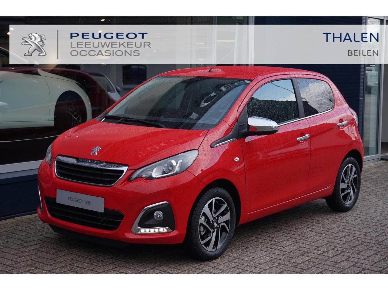 Peugeot 108 72pk 5d allure nieuwe auto