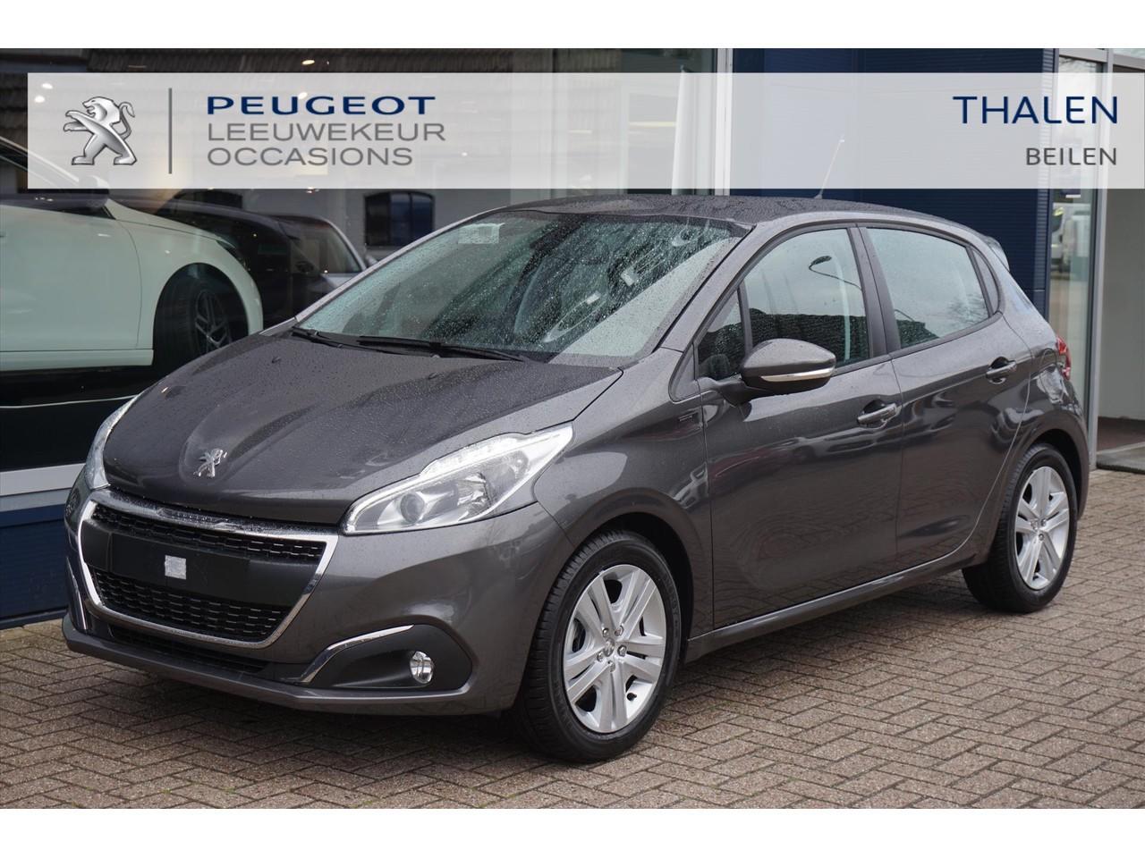 Peugeot 208 Signature 82pk nieuwe auto
