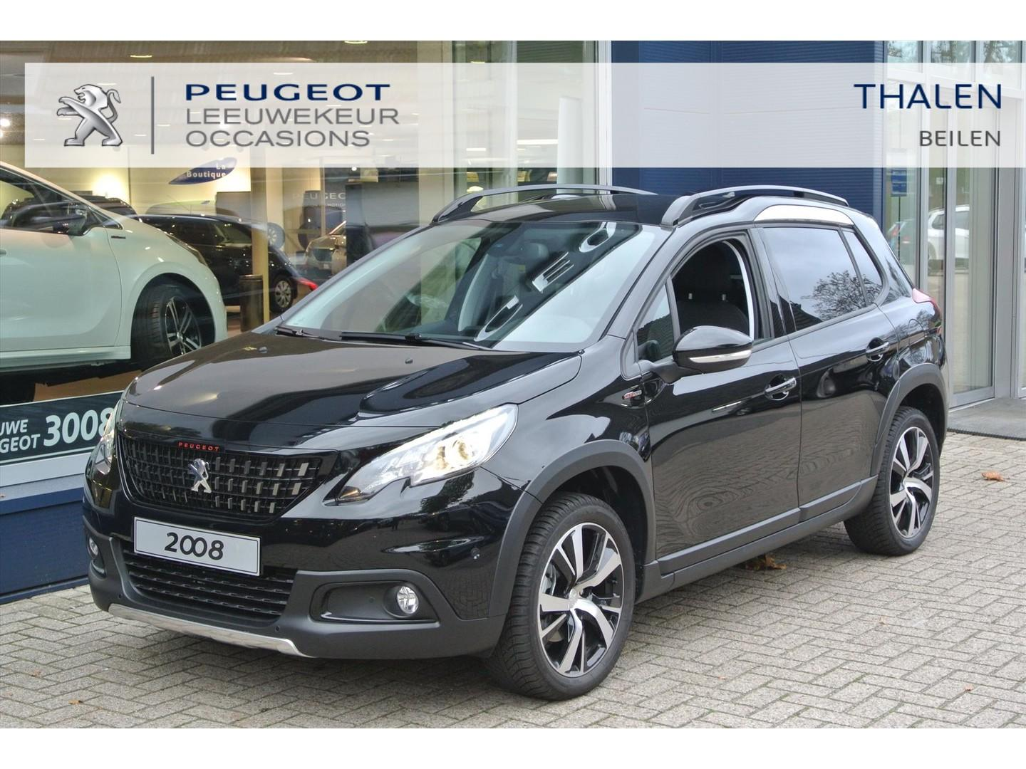 Peugeot 2008 Gt line automaat nw. € 34.500!!