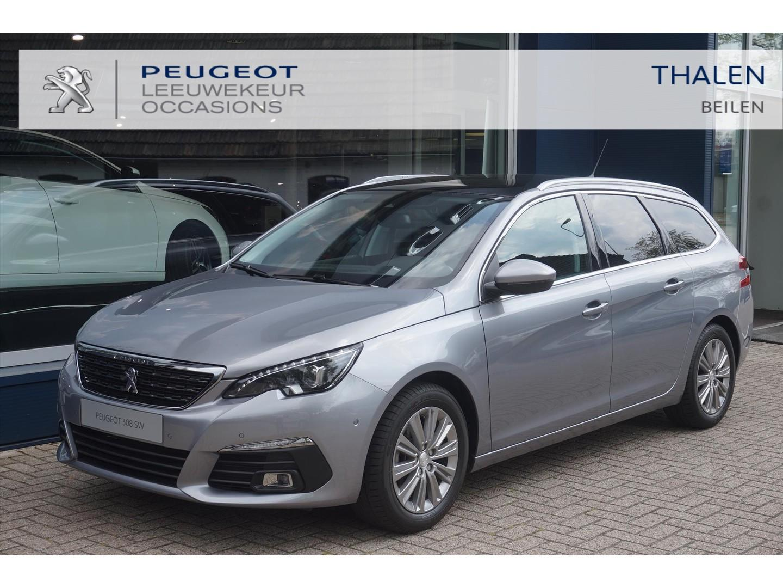 Peugeot 308 Allure 130 pk full led/navi/parkeerhulp/stoelverwarming