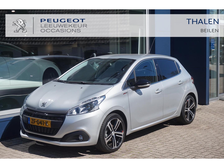 Peugeot 208 Gt-line 110pk demo 09-2018