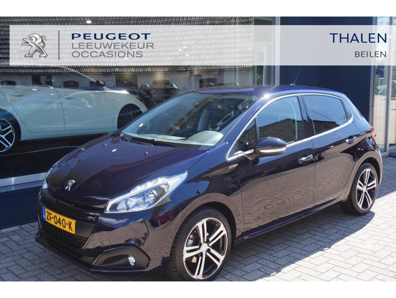 Peugeot 208 Gt-line 110pk demo 08-2018