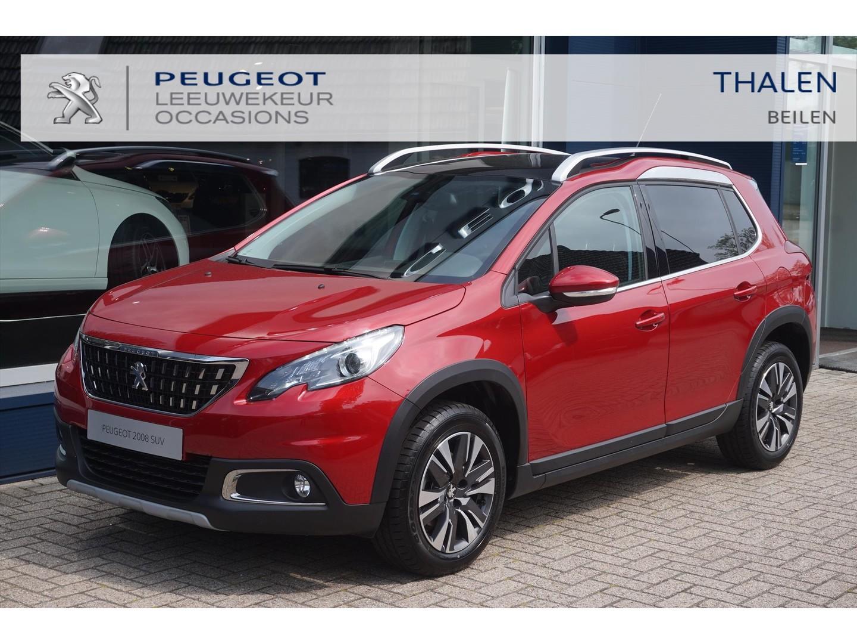 Peugeot 2008 Allure turbo zeer compleet demo 01-2019