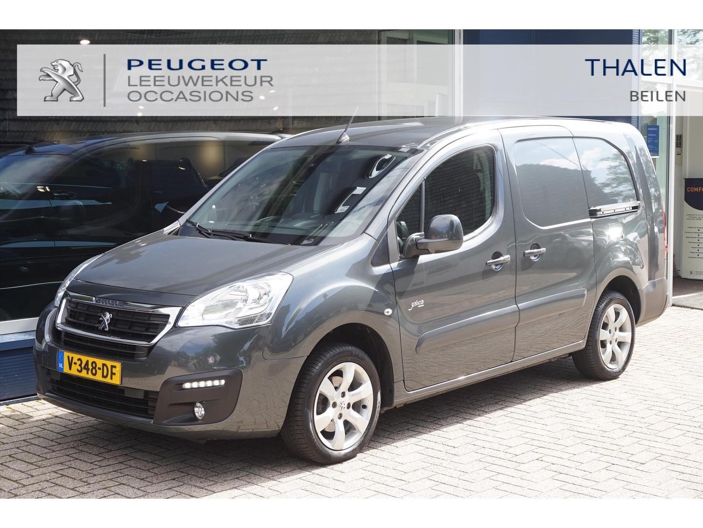 Peugeot Partner Verlengd/ navi/ 2 zijdeuren/ zeer compleet en in nieuwstaat !