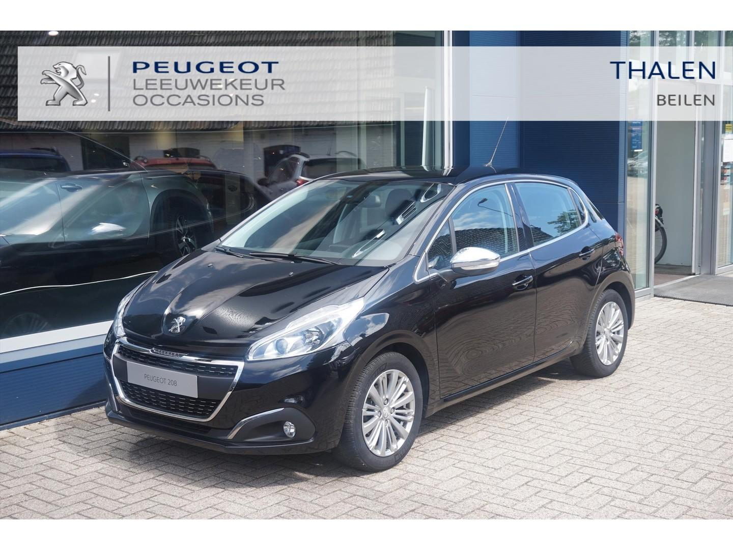 Peugeot 208 Allure 110 pk turbo 5 drs 2018