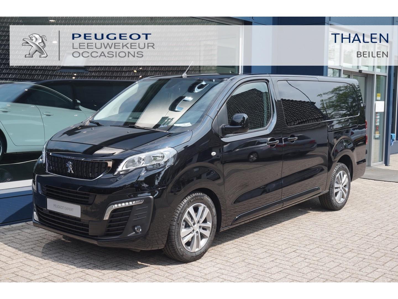 Peugeot Expert 180pk automaat dubbel cabine nieuwe auto