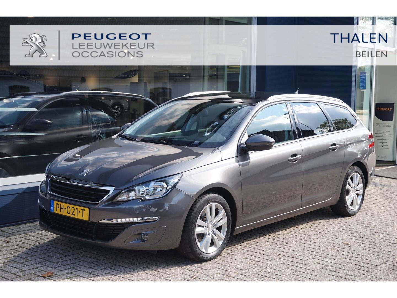 Peugeot 308 Hdi 120 pk navi/clima/panodak - zeer zuinig en ruim!