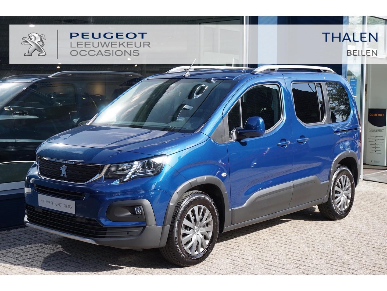 Peugeot Rifter Allure - netto deal ! - zeer complete demo 07-2019