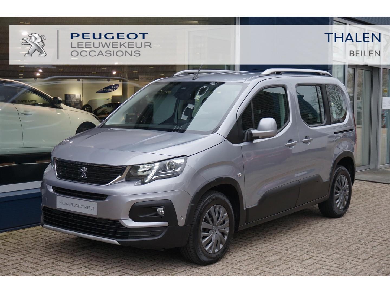 Peugeot Rifter 110pk allure - zeer complete demo van 07-2019