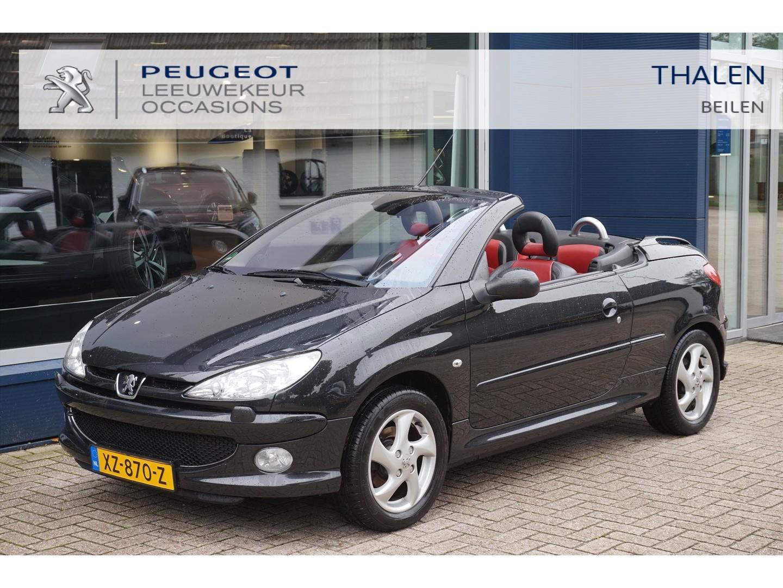 Peugeot 206 Cc aantoonbaar 74000 km keurig nette auto !