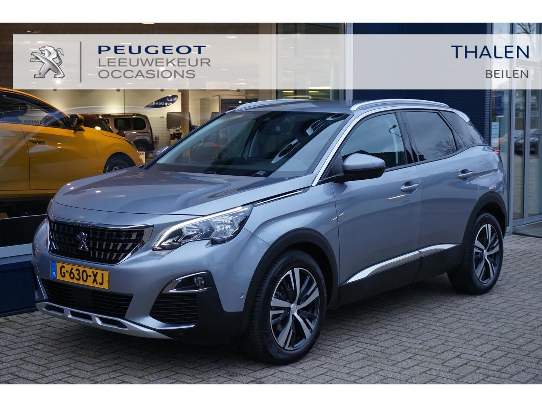Peugeot 3008 Allure automaat eat8 navi/keyless/camera/drive assist