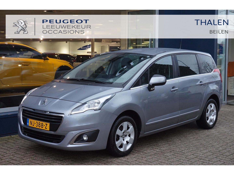 Peugeot 5008 120pk euro6 navi/trekhaak/camera slechts 36.000km!!