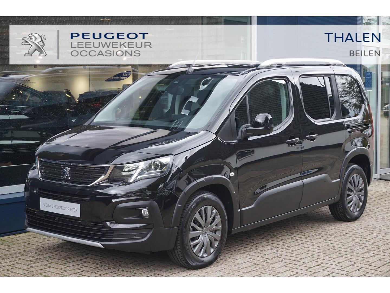 Peugeot Rifter Allure - climate control-navi- camera-parkeerhulp v+a 09-2019