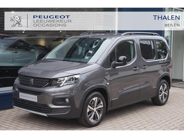 Peugeot Rifter Gt-line demo 09-2019 - meest luxe uitvoering!!