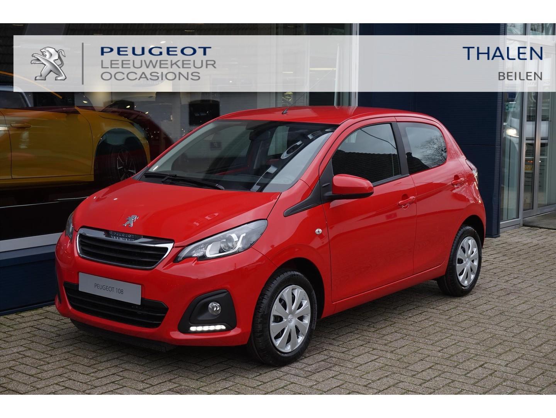 Peugeot 108 1.0 e-vti 72pk 5-deurs active + pack premium