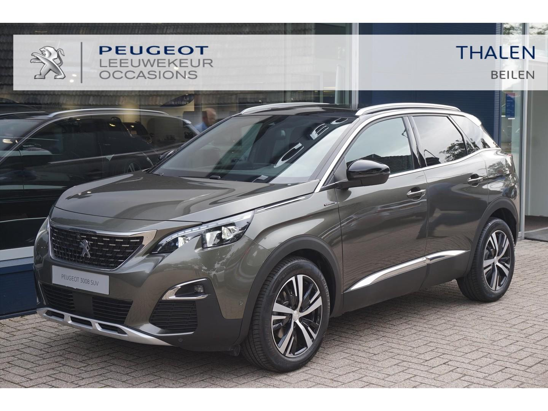 Peugeot 3008 Gt-line 180pk automaat demo 11-2019