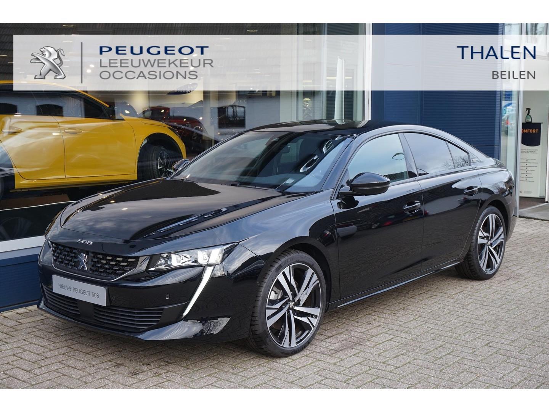 Peugeot 508 Gt-line 160pk hdi automaat - nieuwe auto, direct uit voorraad leverbaar!