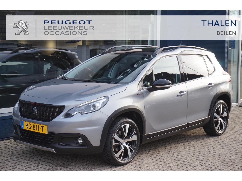 Peugeot 2008 Gt line / leer / clima / apple carplay