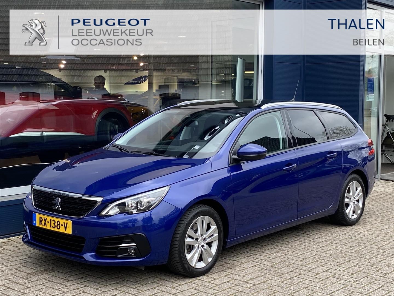 Peugeot 308 Sw premium/luxe uitvoering/navigatie/climate control/parkeersensoren/panorama dak!