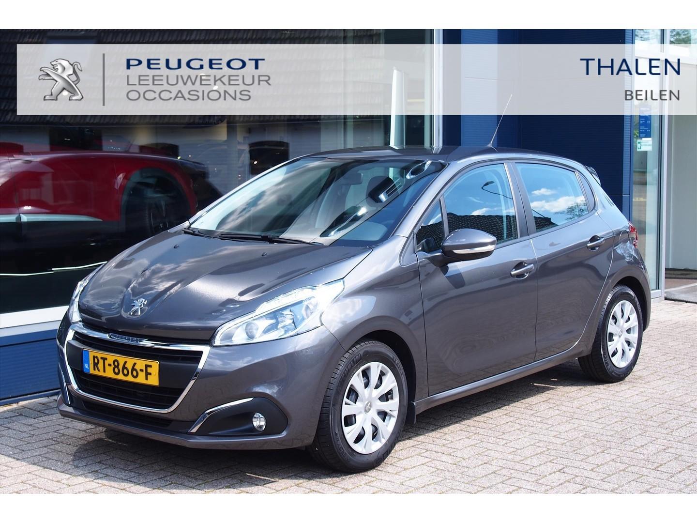 Peugeot 208 5 deurs / 2018 / airco / parkeerhulp / navigatie