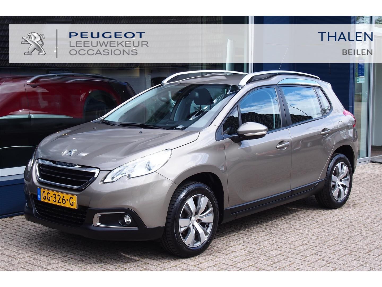 Peugeot 2008 1.6 hdi trekhaak/navigatie/lichtmetaal/zeer zuinig !